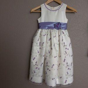 NWOT Flower Girl Dress